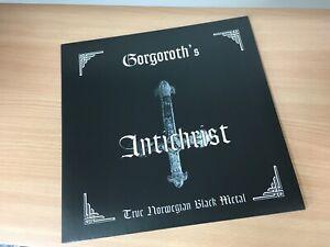 GORGOROTH-Antichrist-LP-mayhem-darkthrone-ulver-enslaved