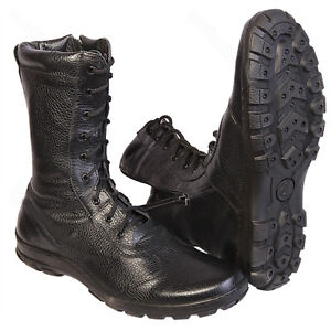 Image is loading Genuine-NEW-Russian-Police-Army-Military-Uniform-Shoes- f8bc00314b9