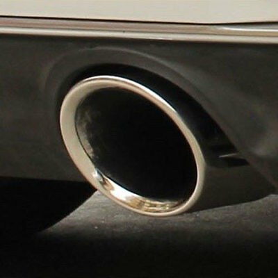 Stainless Steel Exhaust Muffler Tip Tail Pipe Fit Cadillac ATS 2015-2019
