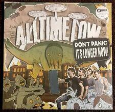 All Time Low - Don't Panic It's Longer Now! 2LP [Vinyl New] Gatefold + Download