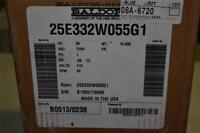 One Baldor 1 Phase 0.5 Hp Motor 115vac 83rpm 25e332w055g1