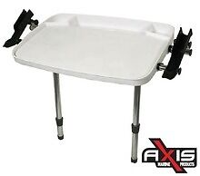 AXIS Bait Board With Rod Holders + Rod Holder Mounts  NEW