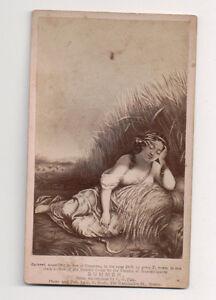 Vintage-CDV-Album-Filler-Titied-Summer-Entered-into-Congress-1868