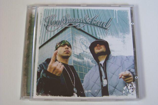 Kool Savas & Azad-One CD 2005 (Basic Edition - 13 TRACKS)