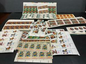 US Postage: $153.16 FV-Christmas 6, 8 & 10 Cent, See Dsecription for Contents