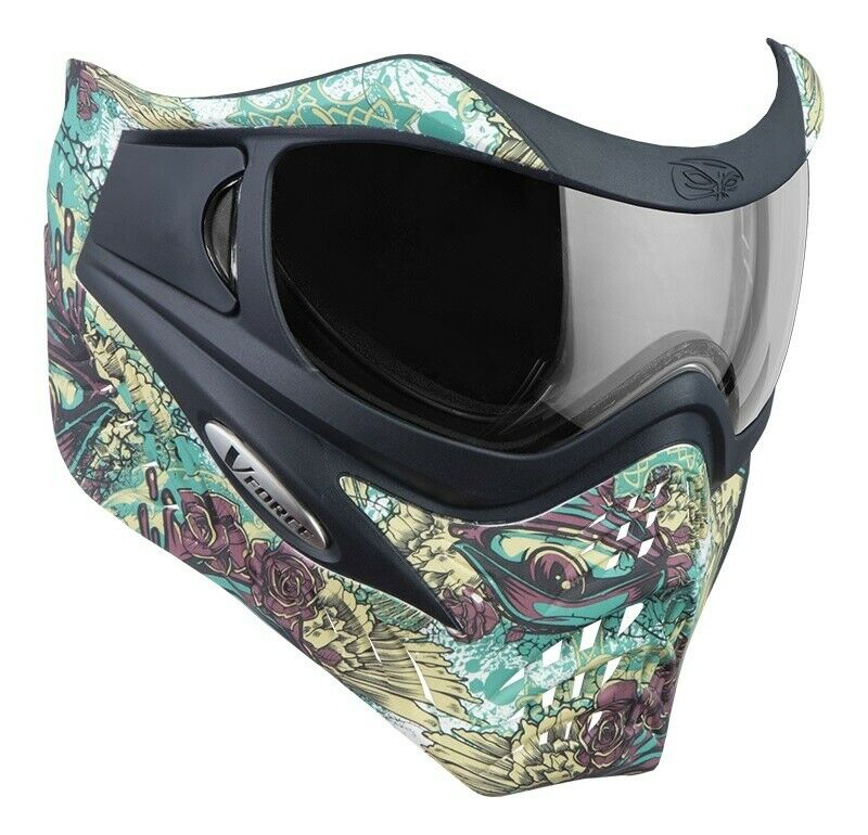 Vforce Grill Se Tous Seeing Oeil Paintball Masque