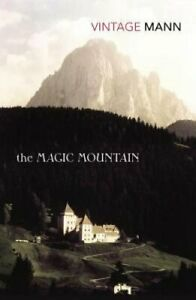 The-Magic-Mountain-by-Thomas-Mann-9780749386429-Brand-New-Free-UK-Shipping