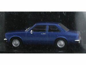 CHEVROLET Chevette Luxo - 1973 - bluemetallic - Atlas 1:43