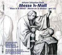 Karl-friedrich Beringer, J.s. Bach - Mass In B Minor [new Cd] on Sale