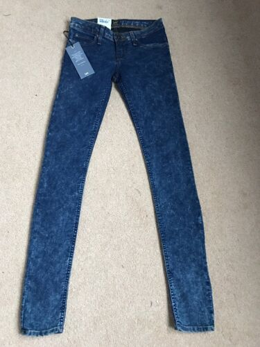 Mager 1093 W26 L33 New Toxey Stretch Women's Tube Super Lee Jeans Deluxe wxvqIzBP
