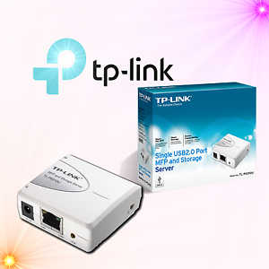 TP-Link TL-PS310U USB 2.0 MFP and Storage Adapter High compatibility