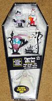 Nightmare Before Christmas Figurine Gift Set Jack/oogie Boogie/lock/shock/barrel