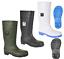 Portwest FW95 Safety Wellington Boots Waterproof Wellies Steel Toe Cap Shoes