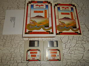 FIREBIRD Golden Path Software Atari ST