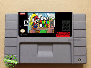 Super-Mario-2D-Land-SNES-Ntsc-Version