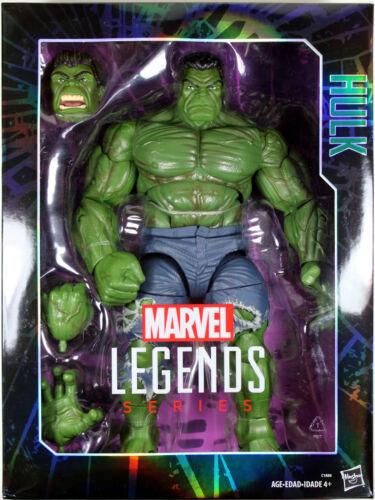 "2017 Marvel Legends ~ 14.5/"" Incredible Hulk Action Figure ~ Hasbro ~ énorme jouet!"