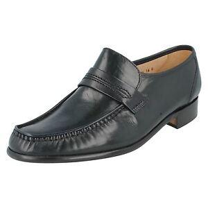 Homme Enfiler Grenson Cuir G Pour A Chaussure Vrai 'watford' Mocassin YnUqOrUE