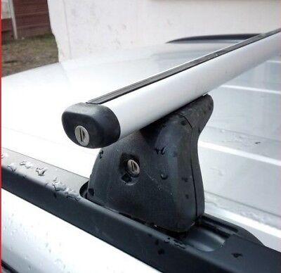 Roof Rack Bars D-1 Aero Dynamic 130cm Peugeot Renault Rover Seat Skoda