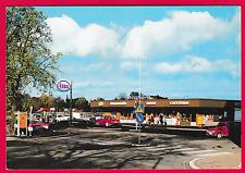STRANGNAS, Busstation, Cafeteria, Kiosk och Bensin, Sweden
