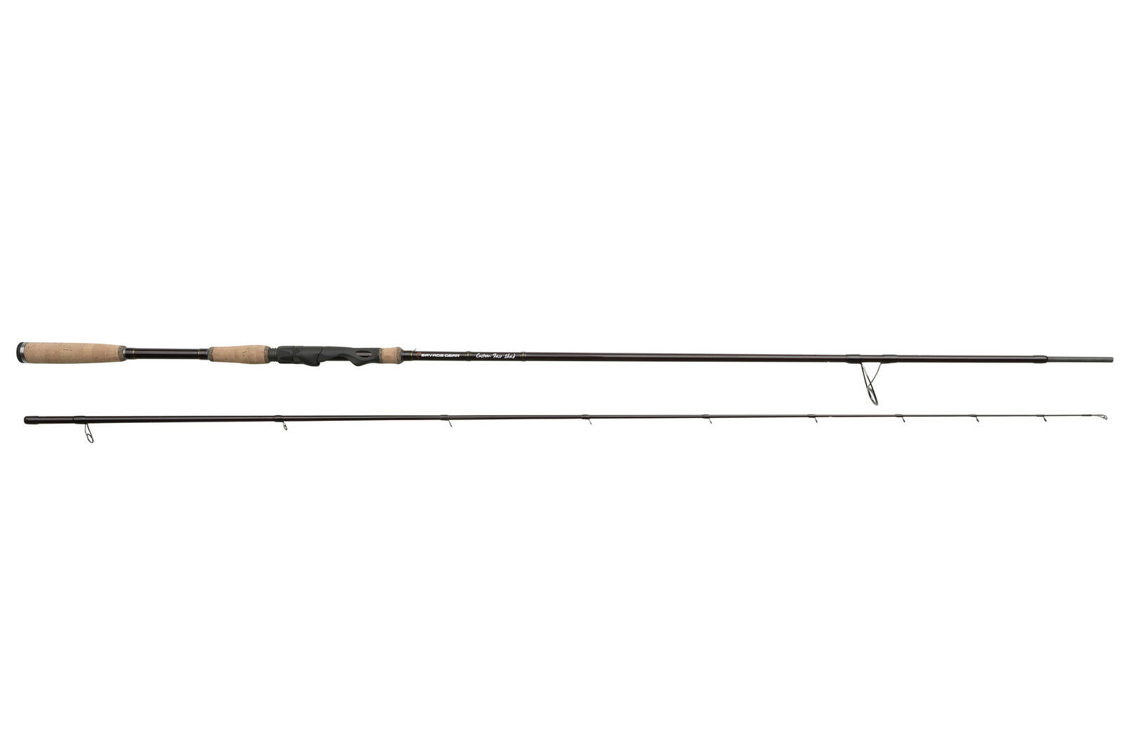 Savage Gear Custom Predator Fast Shad   2-piece spinning rod   canne da pesca