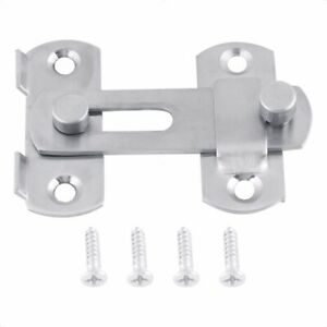 Hasp-Latch-Stainless-Steel-Lock-Sliding-Door-lock-for-Window-Cabinet-Fitting-New