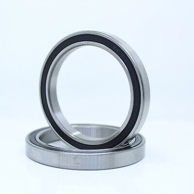 6811-2RS two side rubber seals bearing 6811-rs ball bearings 6811 rs