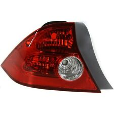 Tail Light For 2004 2005 Honda Civic Driver Side Coupe Fits 2004 Honda Civic