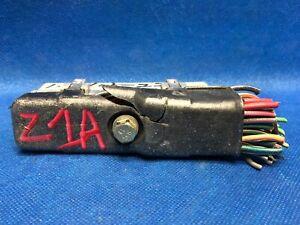 wiring harness plug connector 91 ford explorer 4.0 ecu ecm pcm module z1a    ebay  ebay