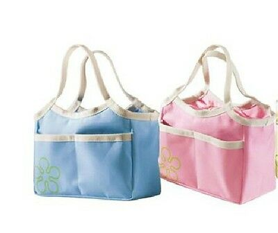 NEW Cute insulated Small Work Girl Women Ladies Lunch Picnic Bag Hang bag