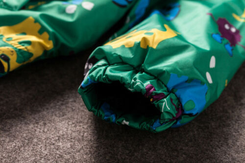 2pcs Toddler Baby Boys wind-proof rain-proof Hooded Coat pants Clothes set