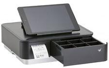 Star Micronics MPOP Terminal Printer Cash Drawer Tablet Stand Black for Ipad NEW