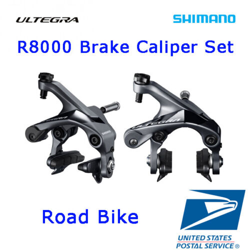 Shimano Ultegra BR BR-R8000  Brake Caliper Set Front Rear Road Bike