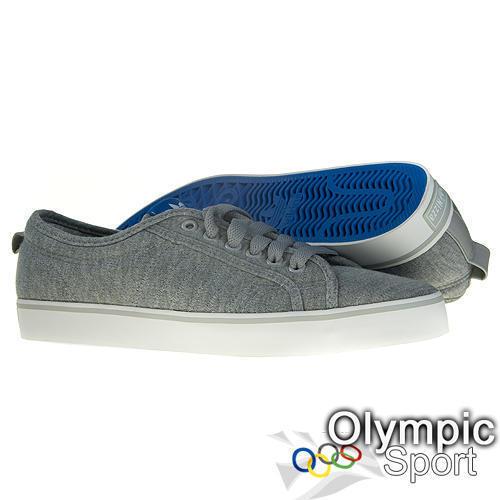 Adidas Nizza LO CL Mens Trainers UK Größe 7 - 10  G42614