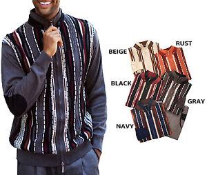 NEW MONTIQUE MEN 2 PCS SET Luxury Linen Casual Design Color Walking Suit 841