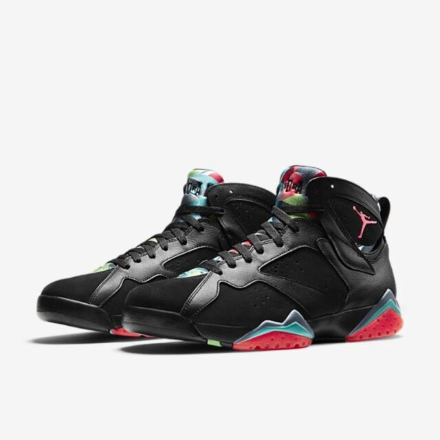 Air Jordan 7 Retro 30TH 'Barcelona Nights' - 705350-007 - Size 11 - 4W1yGMAYhf