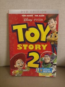 Toy-Story-2-DVD-2010-Special-Edition-Slipcover-Disney