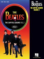 The Beatles The Capitol Albums Volume 2 Sheet Music Piano Vocal Guitar 000306841