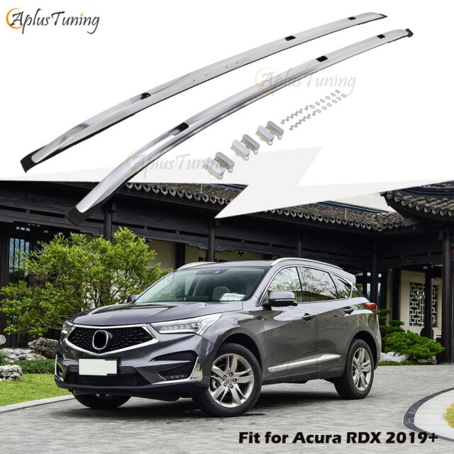 To Fit 2016+ Acura MDX Locking Cross Bars For Integrated
