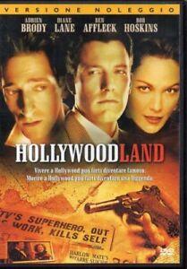 DVD-HOLLYWOODLAND-Ben-Affleck-Film-Mistery-Cinema-Video-Movie