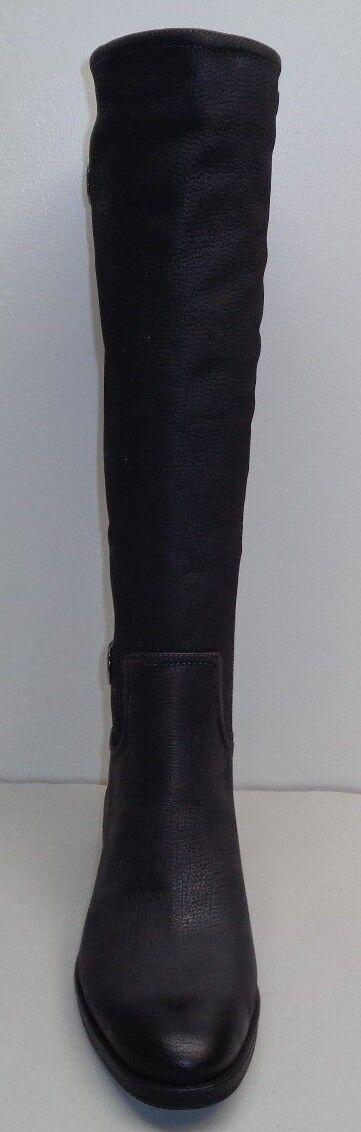 Antonio Cuero Melani tamaño 6 M Neera Cuero Antonio gris la rodilla botas altas nuevas Mujer Zapatos bafc42