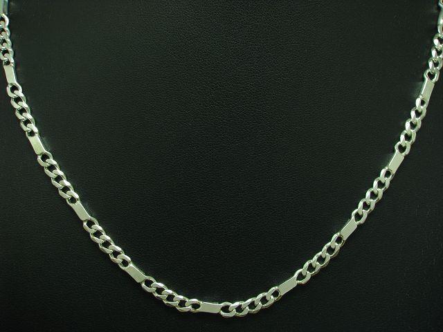925 STERLING silver COLLIER   ECHTsilver   46,3 cm   16,1 g