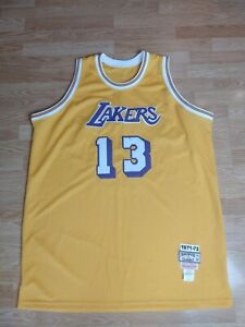 Details about Los Angeles Lakers Wilt Chamberlain Mitchell & Ness Classic Jersey Size 56. #303