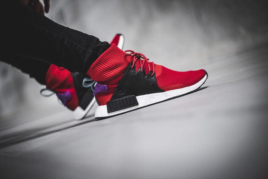 NEW ADIDAS NMD_XR1 WINTER RED Men Running shoes BZ0632 Originals Size 8