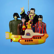 Kurt Adler The Beatles Yellow Submarine Christmas Ornament   eBay