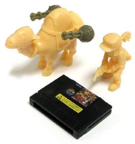 Metal Slug SNK Neogeo Mechanical Kit Figure Camel Slugr Fio