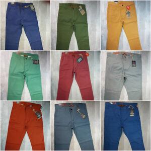 Levi S Dockers Original Pantalones Pantalones Caballeros Hombre Levi Strauss Varios Estilos Ebay