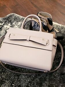 60e02a59dfc0 Image is loading KATE-SPADE-AVALON-PLACE-NATALA-Moussefrost-Pebbled-Leather-