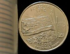 2008-P Philadelphia  Mint Arizona State Quarter SMS