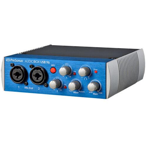 Presonus Audiobox USB 96 Audio-Interface