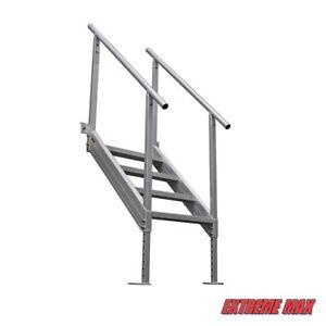 Image Is Loading Extreme Max 3005 3843 Universal Mount Aluminum Dock